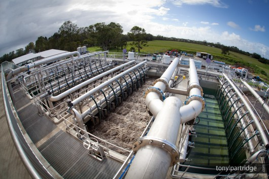 Ballina Waste Water Treatment Plant