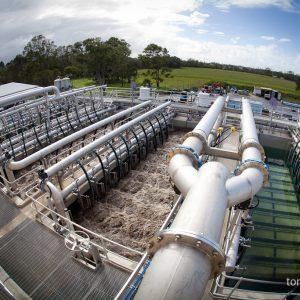 Ballina Waste Water Treatment Plant