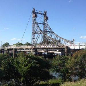 Bridge construction surveying